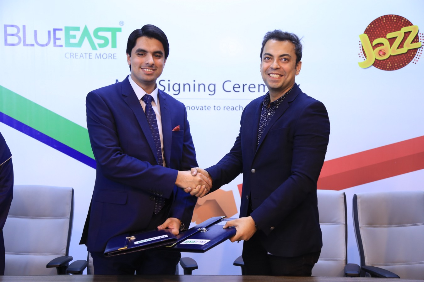 BlueEast and Jazz, joining hands to disrupt the IoT landscape of Pakistan