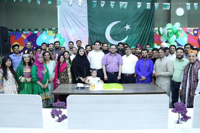 70th Independence Day Celebrations at BlueEast PvtLtd