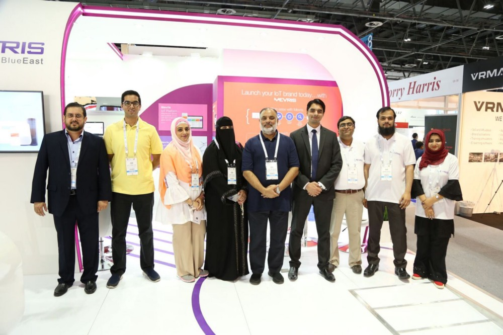 BlueEast Aims to Create More after Gaining Confidence from Gitex Technology Week 2017