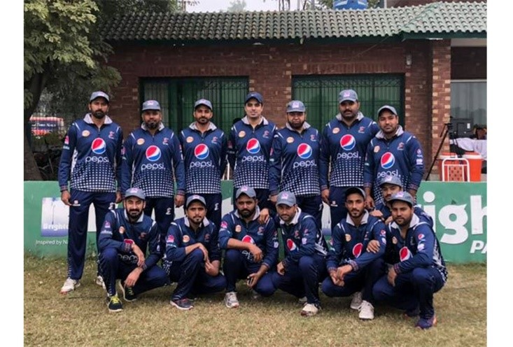 Starting with a Victory: Corporate Cricket League 2020