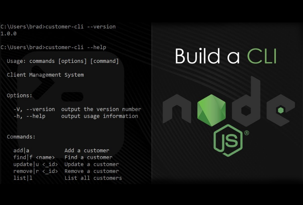 Development How To's: Build CLI Tool in Node.js