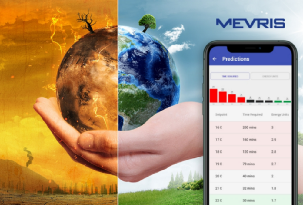 Mevris AI Joins Battle Against Climate Change
